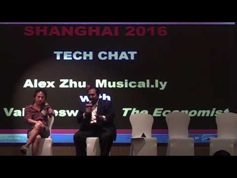 Silicon Dragon Shanghai: Tech Chat - Musical.ly