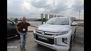 รีวิว+ลองขับเล็กน้อย กับ New Mitsubishi Triton 2018 หล่อ-หรู-หนึบ :autolifethailand