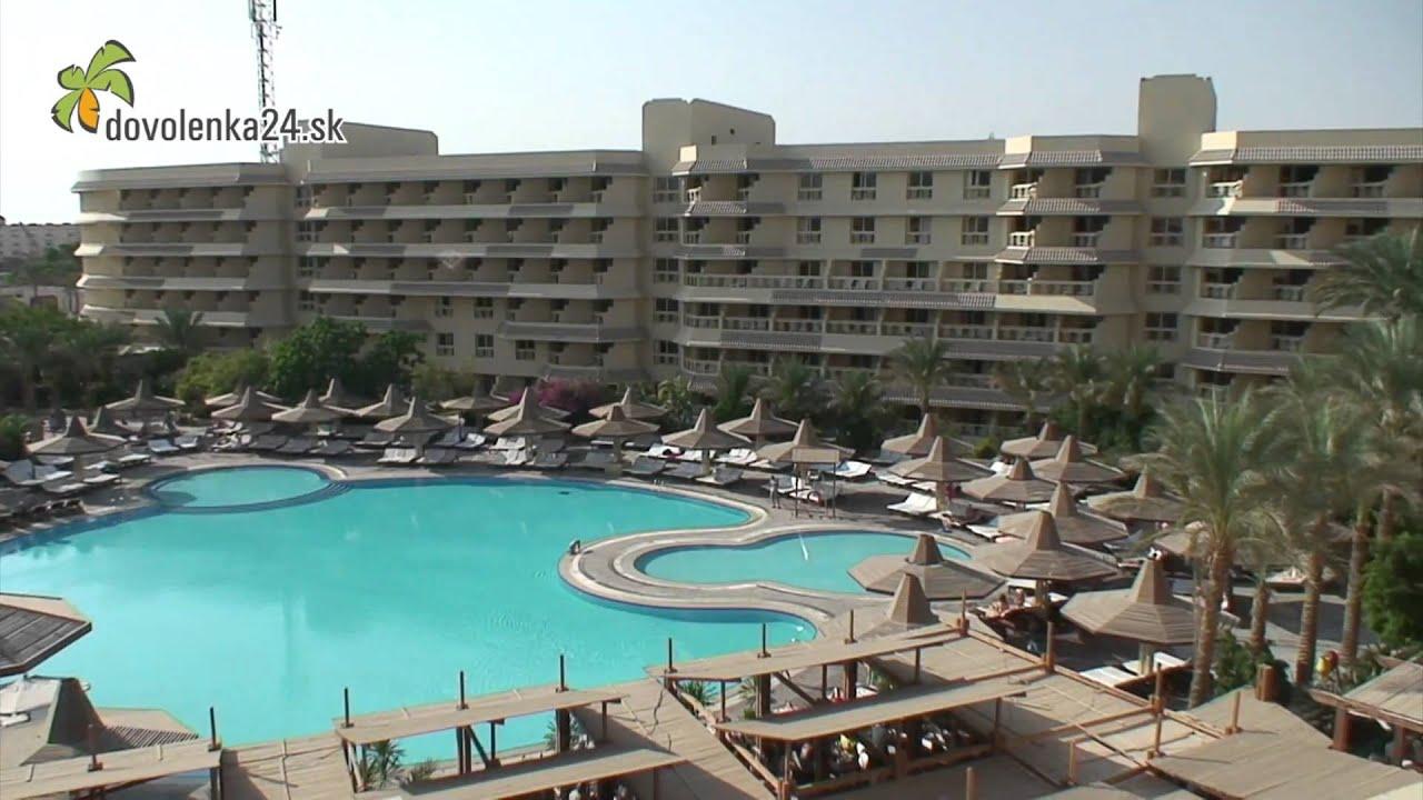 Hotel sindbad aqua resort hurghada egypt youtube - Dive inn resort egypt ...