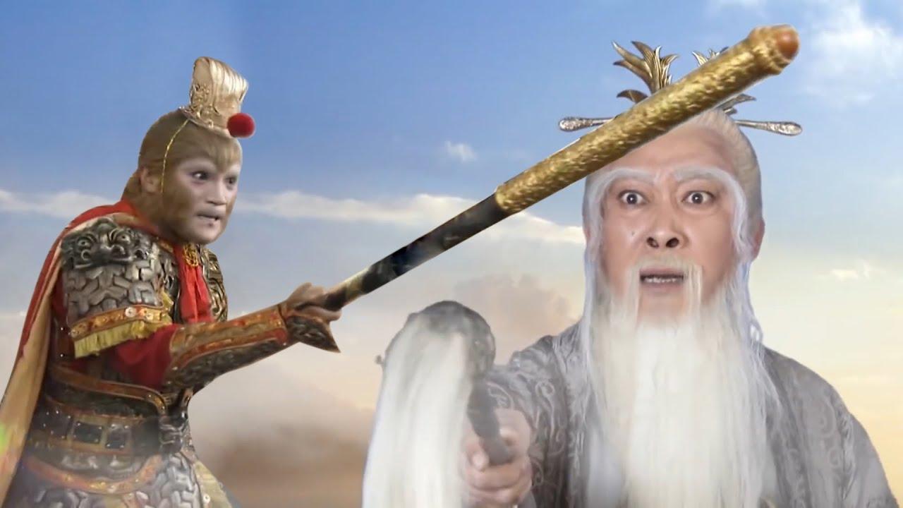 Thái Thượng Lão Quân Đòi Nướng Tôn Ngộ Không Và Cái Kết Đắng Cay | Tây Du Ký