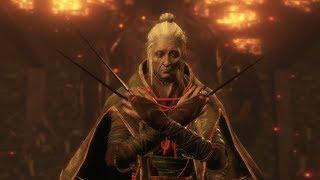 Sekiro: Shadows Die Twice - Lady Butterfly Boss Fight