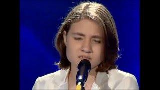 ''She Wolf'' - ( Nina Kipshidze X Factor )