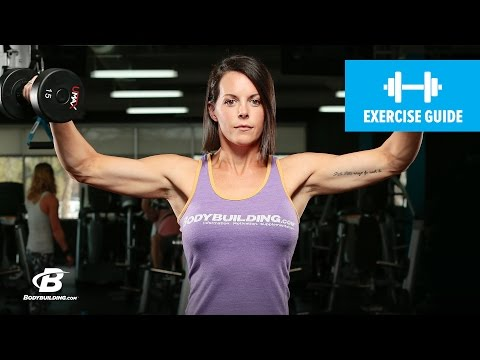 Side Lateral Raise | Exercise Guide