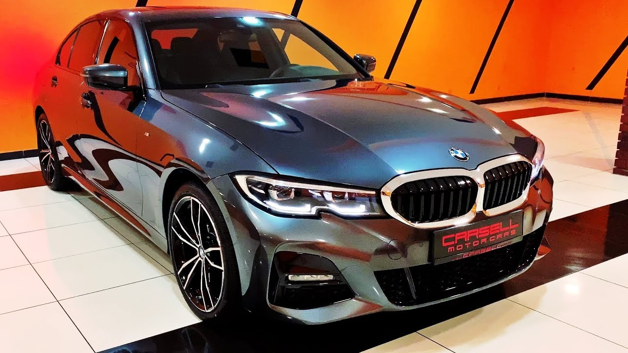 Bmw 3 Series 2020 The Most Beautiful Midsize Sedan Youtube
