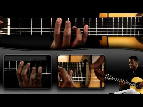 Guitar Lesson - Chord Concepts with Miche Fambro