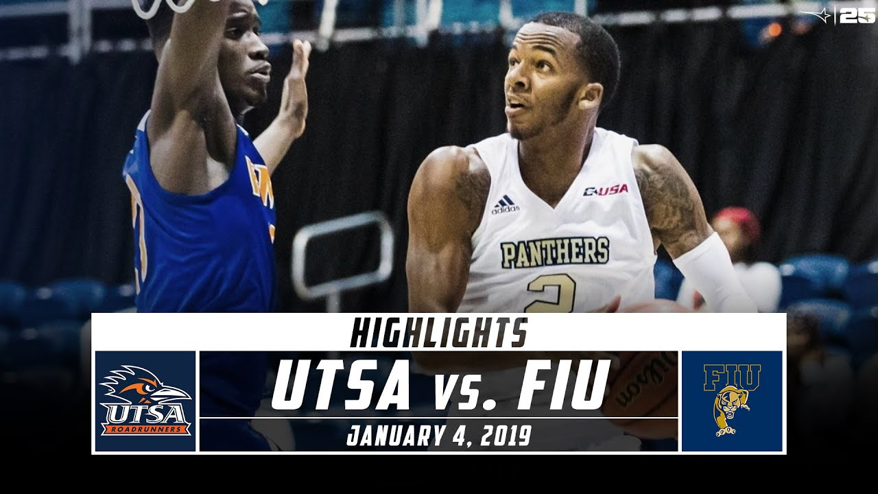 UTSA vs. FIU Basketball Highlights (2019-20) | Stadium