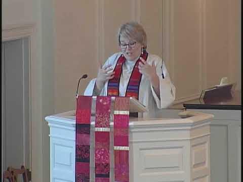 Who? - Rev. Jessie Myers