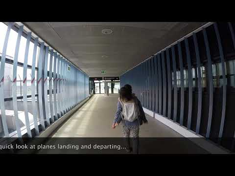 Swiss Place (1st) Review - Zurich Airport Observation Deck