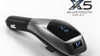 видео Топ 5: лучшие автомобильные Bluetooth-комплекты для громкой связи