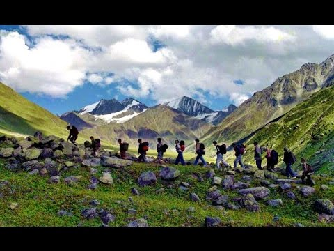 Unforgettable Places To Go For Trekking in North India HD 2017