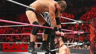 Curtis Axel vs. Bo Dallas: Raw, 24. Oktober 2016