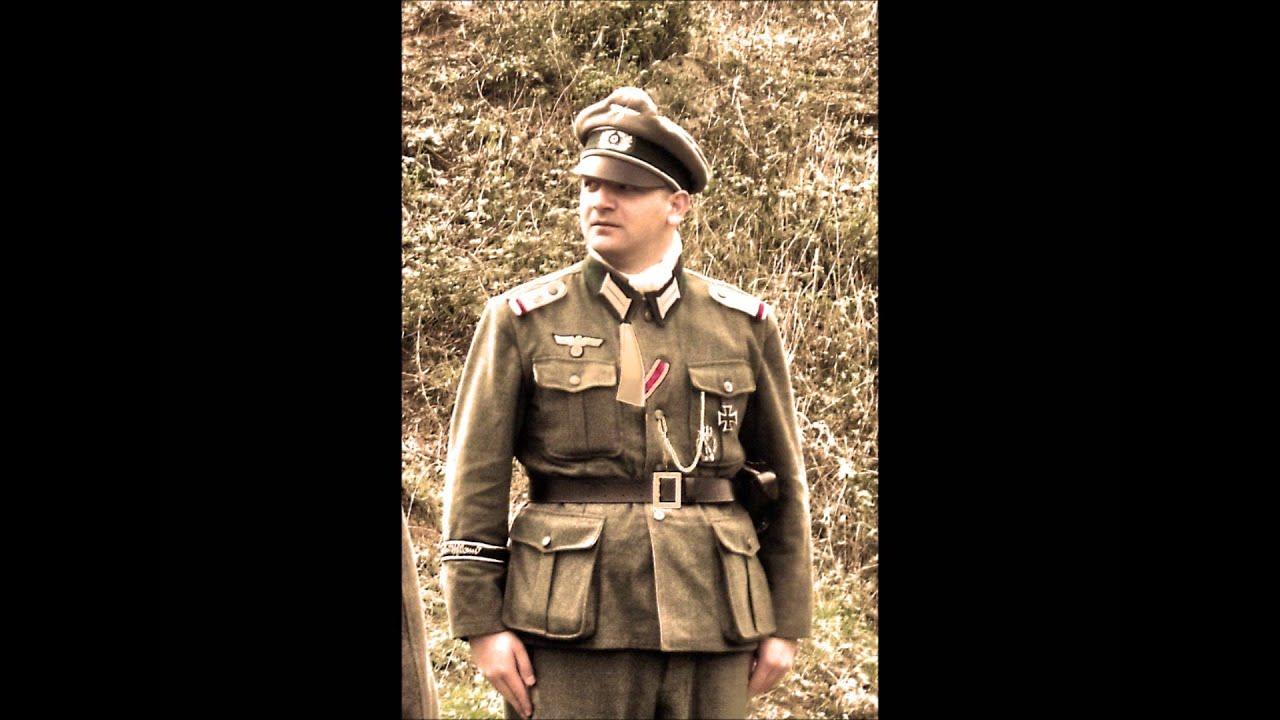 GROSSDEUTSCHLAND Panzer Füsilier 8  Kompanie Leutnant Kurt Müller