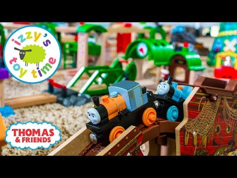 Toys for Kids | Thomas and Friends FOSSIL RUN HUGE TRACK! Toy Trains for Children | Kids Videos
