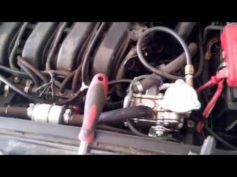 Замена свечей зажигания на автомобиле рено меган 2