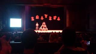 Macho Man dance - S4