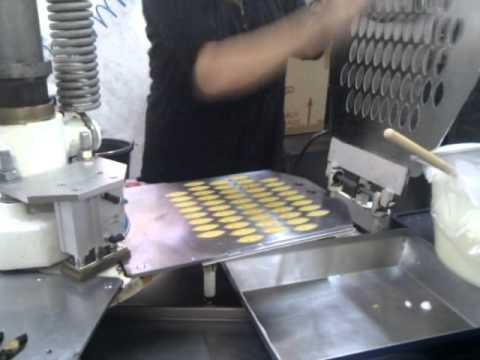 Fabrication de calissons d 39 aix l onard parli youtube - Machine de fabrication de treillis a souder ...
