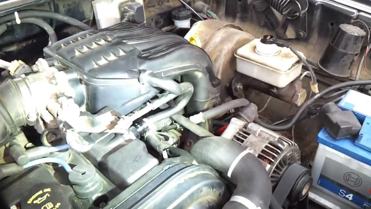 Чистка топливной системы газ 31105 крайслер тюнинг выпускной системы уаз хантер