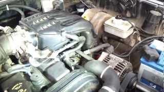 Волга 31105, Крайслер двигатель, выпуск 2006