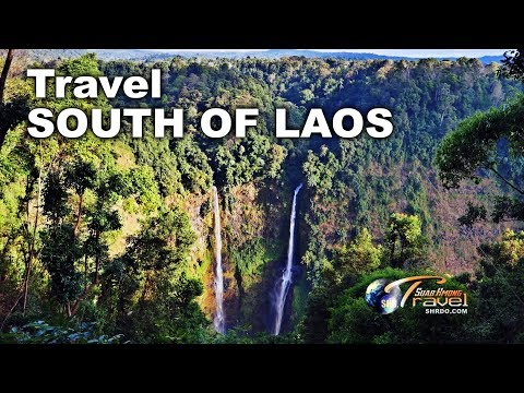 SUAB HMONG TRAVEL: Travel To South Of Laos: Waterfalls And The 4000 Islands Or Si Phan Don
