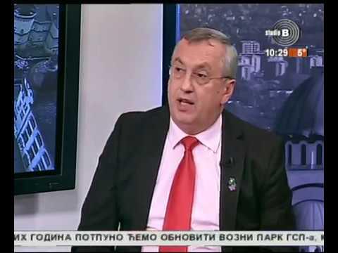 Prelistavanje StB - gost dr Aleksandar Stojanović, direktor Doma zdravlja Palilula  [09.11.2016.]