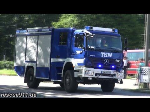 Katastrophenschutzvollübung Rheinhafen 2012