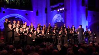 Stopping by Woods on a Snowy Evening by Randall Thompson sung by Chor Leoni