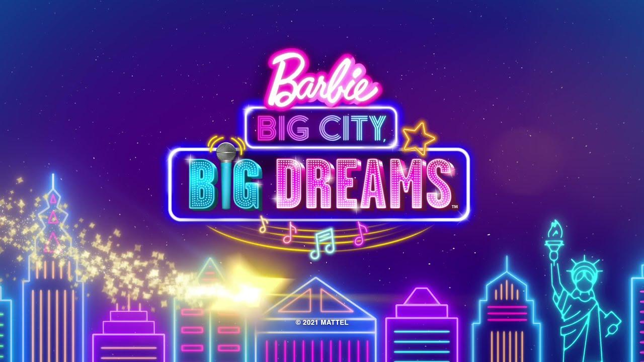 Barbie Big City Big Dreams Review Malibu Barbie Finally Meets Her Match Movies The Guardian