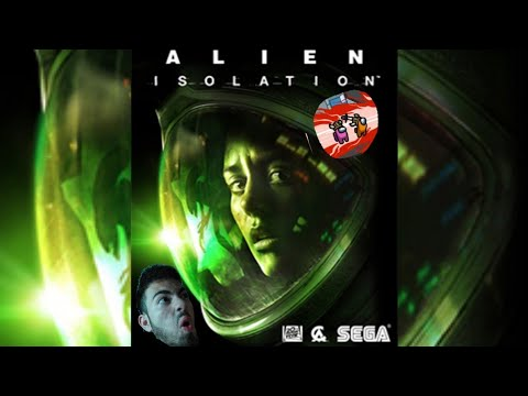 (Alien Isolation) Putting this game on hard mode and it's going to be scarier |