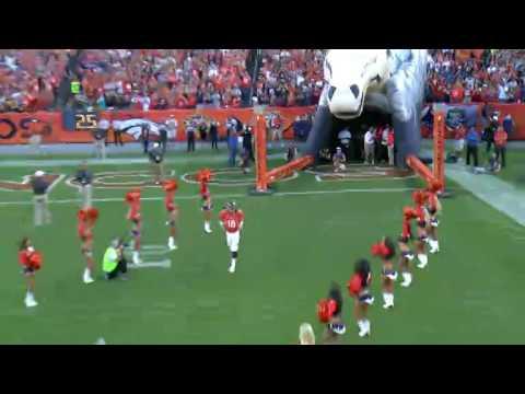 Steelers @ Broncos 2012 (Week One)