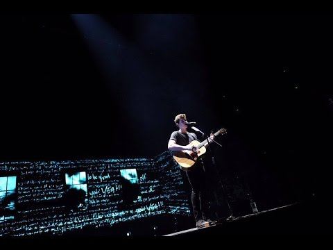 Shawn Mendes - Ruin - Illuminate World Tour Manila