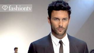 Dolce & Gabbana Full Show ft Noah Mills - Milan Men's Fashion Week Spring 2012 | FashionTV -