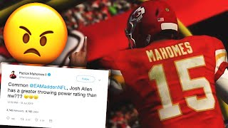 12 Players Whose 2020 Madden Ratings Are WAY OFF and EMBARRASSING