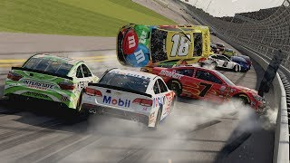 Blatantly Wrecked! | Forza Motorsport 6 | NASCAR Expansion