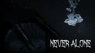 NEVER ALONE   Short Horror Film (2018)   MotionStyle Design Studio