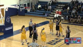 Case Western Reserve University vs. New York University (Women