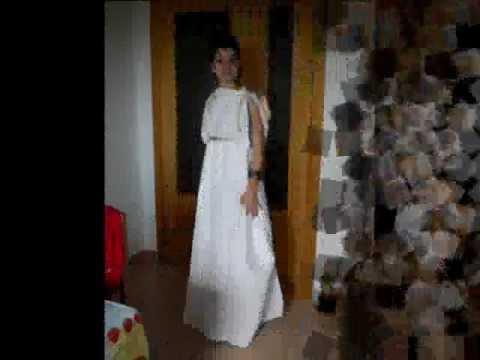 Disfraz De Romana Griega O Casero Nwn80OPkX