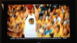 Cavaliers vs. Warriors Game 7 NBA Finals 2016 Promo