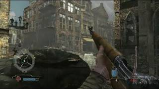 Medal of Honor: Airborne PC Games Gameplay - Urban Warfare