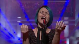 Allison Iraheta, Halo Circus perform on Good Day LA YouTube Videos