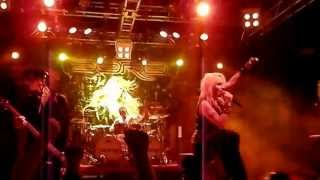 DORO: Raise your fist in the air - Nosturi, Helsinki Finland 23.4.2013