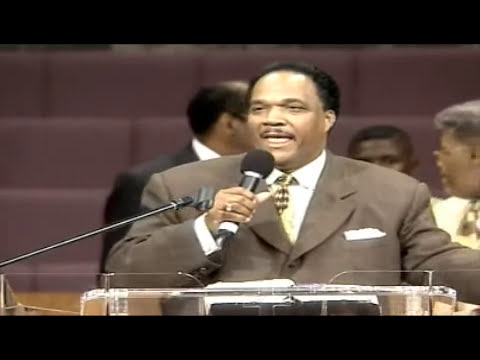 "DR. W. JAMES CAMPBELL PREACHES: ""KEEP THE GLORY!"""