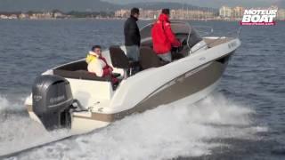 GALIA 700 SUN - Essai moteurboat.com