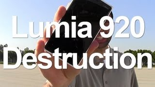 Nokia Lumia 920 Destruction_ What Does It Take?