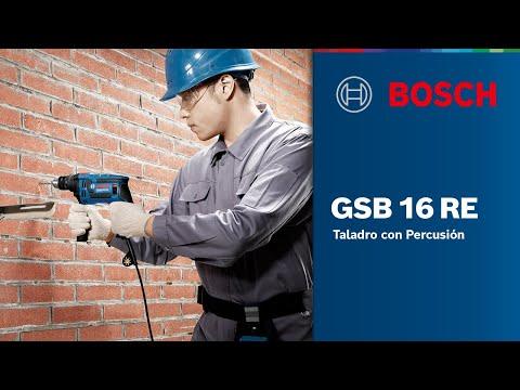 Taladro con Percusión GSB 16 RE