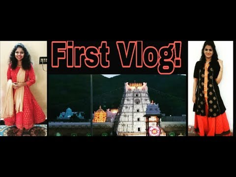 TIRUPATI || KOLHAPUR Vlog !! | Glitzy Go