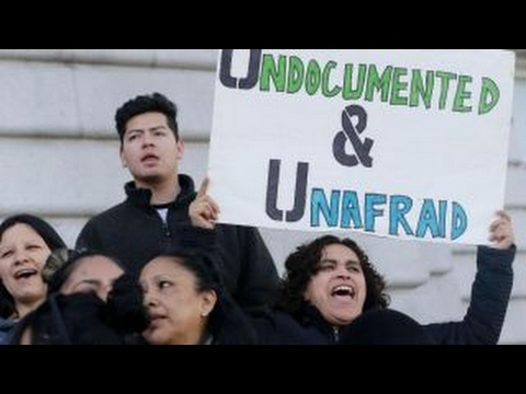 California to declare itself a 'Sanctuary State'