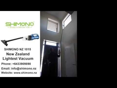 SHIMONO NZ - SVC 1015 High Ceiling Cleaning