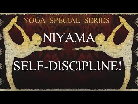 Yoga Special Series | Niyama: Self-Discipline