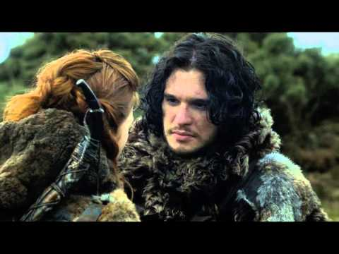 S3E7 Game of Thrones: You know nothing, Ygritte