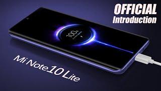 Introducing Xiaomi Mi Note 10 Lite (2020)
